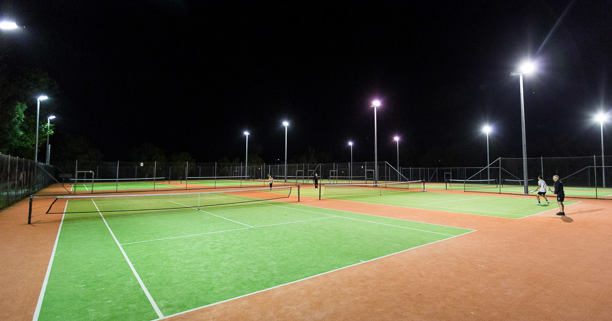 wanneroo tennis club courts
